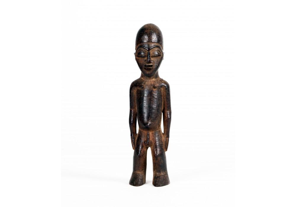 Lobi statuette, Burkina Faso