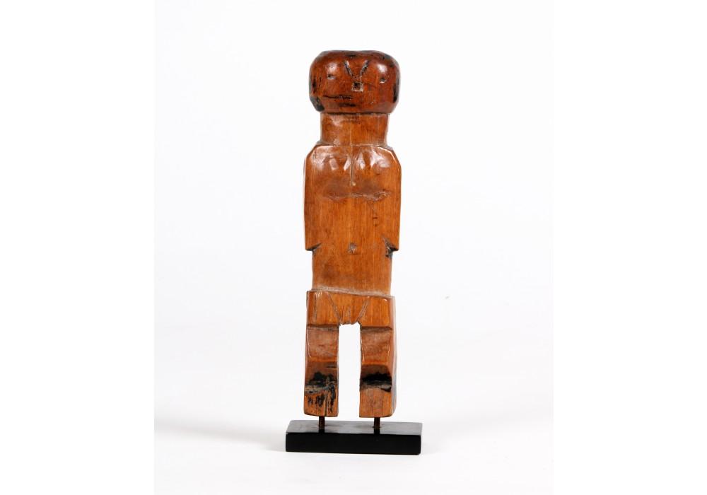 Ewé Venavi twin statuette, Togo-Benin