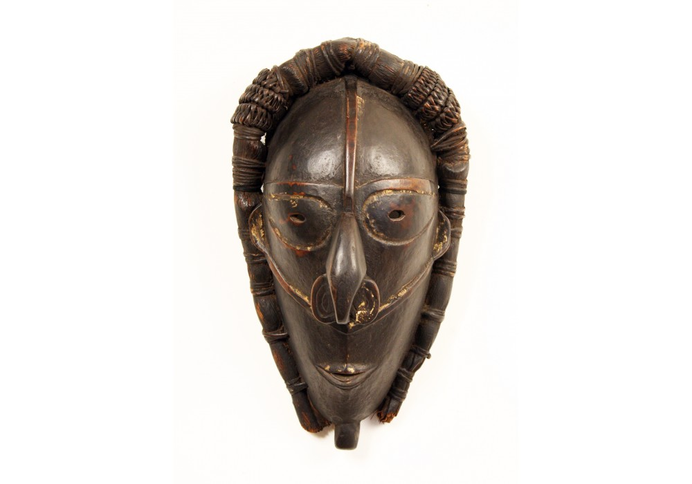 Dancing Mask from Vokeo Island