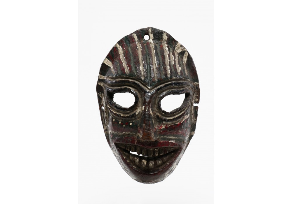 Ceremonial mask from Himachal Pradesh