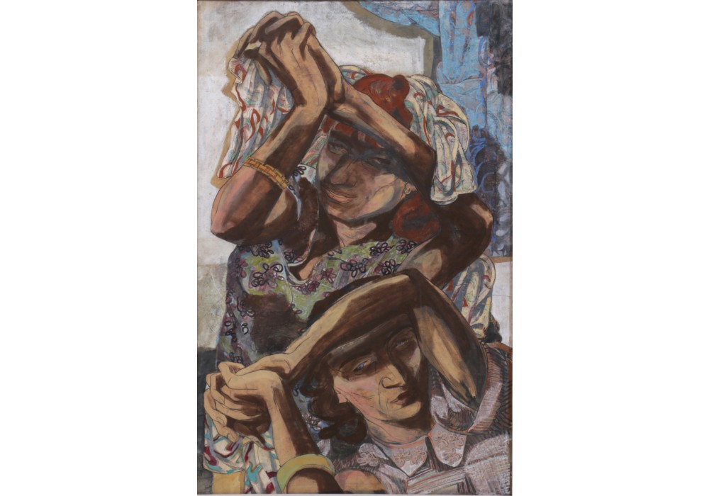 "Jos Verdegem, ""L'élan"", 1952-53"