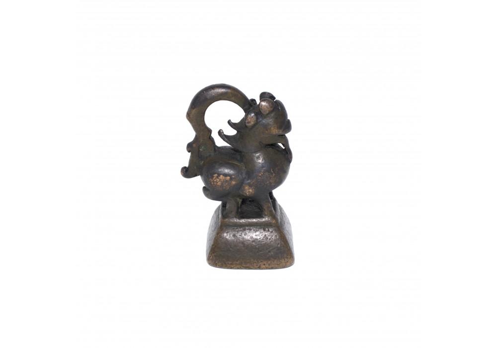 Burmese Bronze Market Weight
