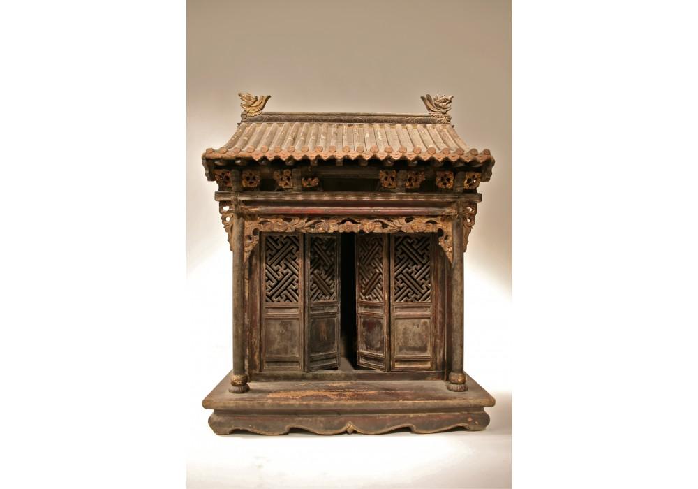Scale model Altar Temple Shrine
