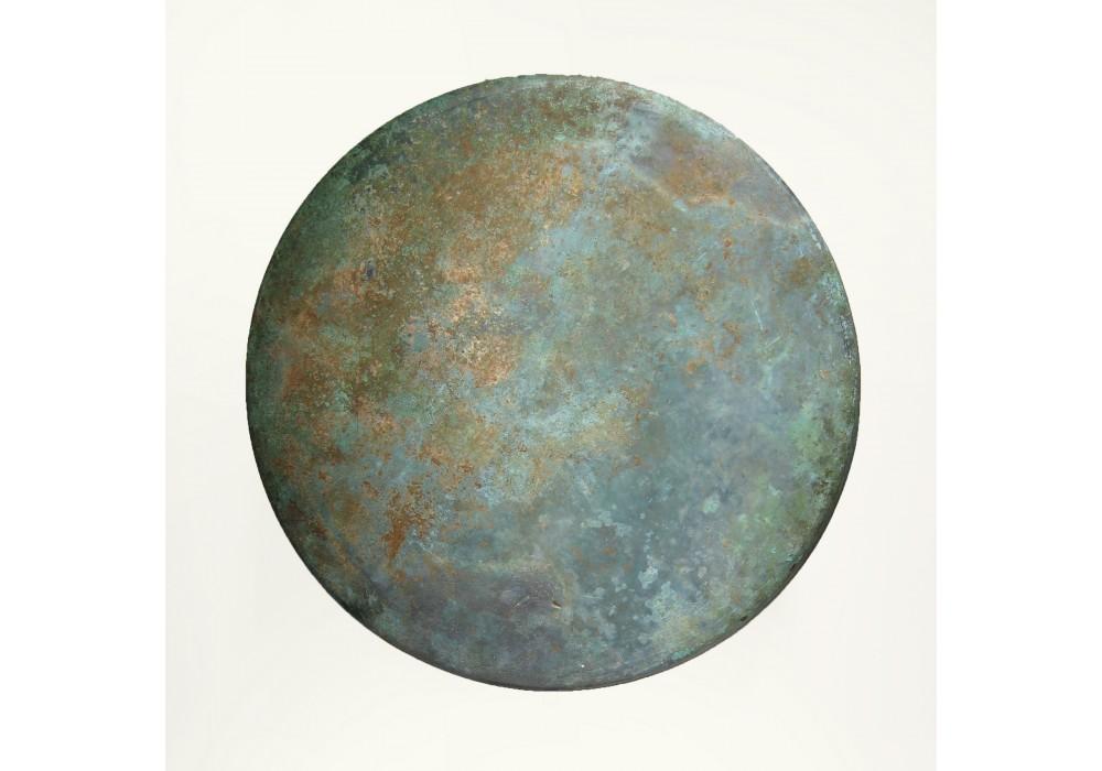 A Khmer bronze Gong