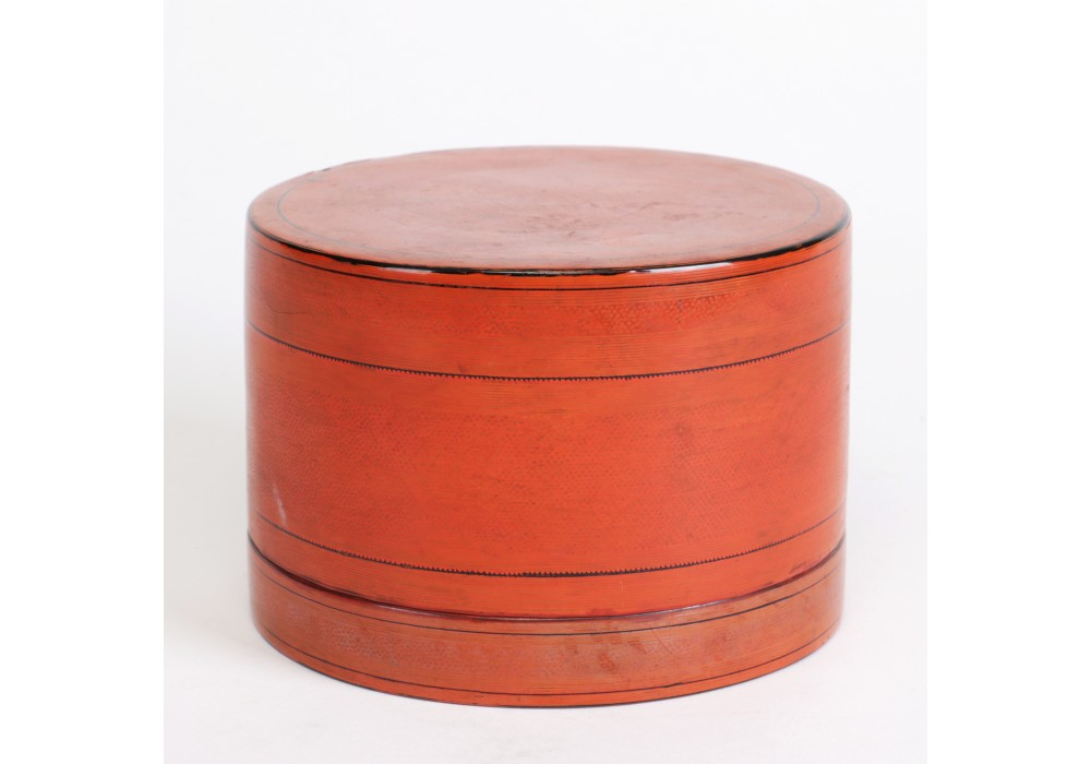Burmese lacquered Box
