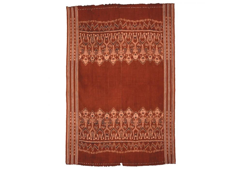 Pua Kombu Ritual Cloth from Borneo
