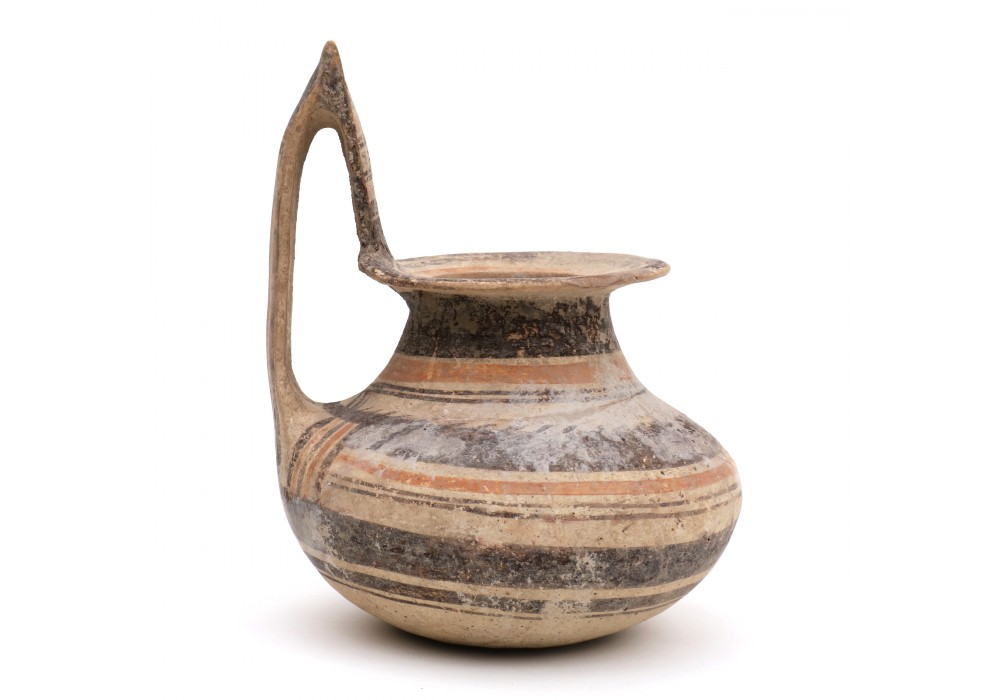 Daunian pitcher from Apulia