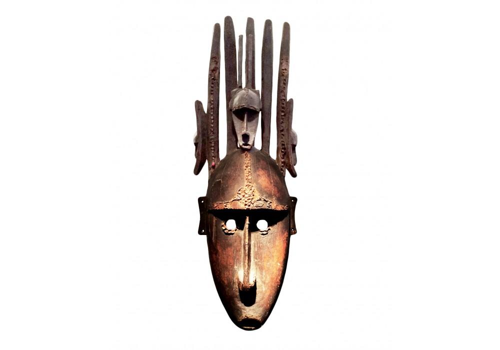 Bambara Mask