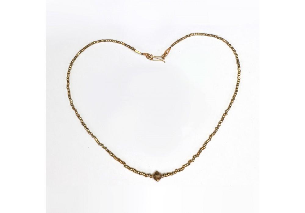 Pyu gold Necklace