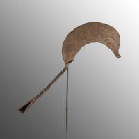Kirdi ceremonial Axe