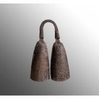 Bamileke double bell