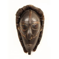 Dancing mask, Vokeo island, PNG