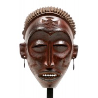 Beautiful Tshokwe mask