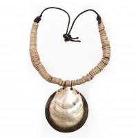 Solomon shell Pendant