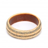 Ibo people ivory bracelet