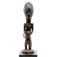 Bena Lulua fetish statuette