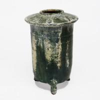 Han terracotta 'Cang' Vessel