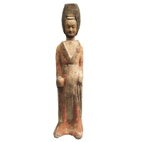 Northern Wei court Figure