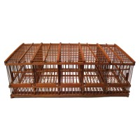 Chinese Cricket Cage with five compartments