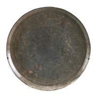 Extra large sized Khmer bronze Mirror