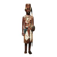Madagascar Ancestral Figure