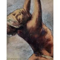 Jos Verdegem, Acrobat, 1929