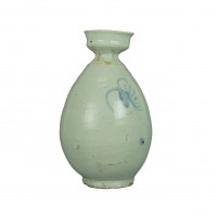 Korean stoneware Bottle