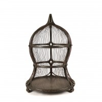 Large bird cage, Art Nouveau