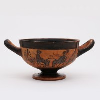 Black-figure Kylix