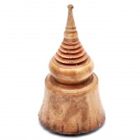 Stupa shaped stamp