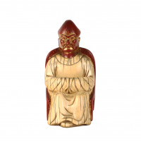 Small Chinese figure of a wise man