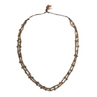 Double strand Khondh Necklace in brass Beads