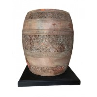 Earthenware water-cask, Ayutthaya period
