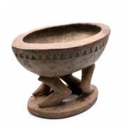 Cameroon offering bowl