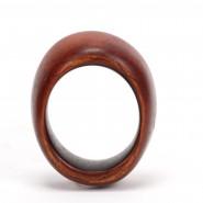 Ido or Urhobo people ivory bracelet