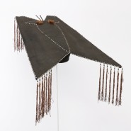 Yao butterfly shaped Ceremonial Hat