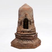 Burmese votive Stupa