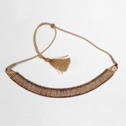 Indian gold Choker