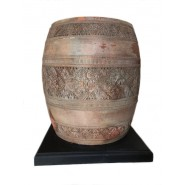Earthenware water-cask, Ayutthaya period