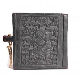 Tibetan Woodcarving