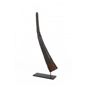 Sudanese horn, wind instrument