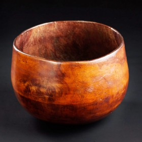 Hawaiian Koa wood bowl