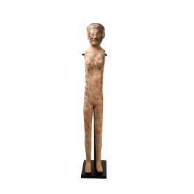 Yanling terracotta figure
