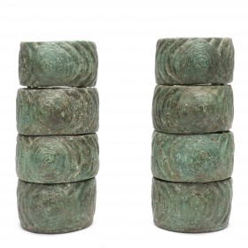 Battambang culture bronze bracelets