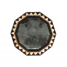 "Small Ottoman ""hammam"" octogonal mirror"