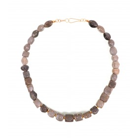 Jasper beads necklace
