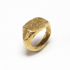 Pre-Majapahit gold Ring