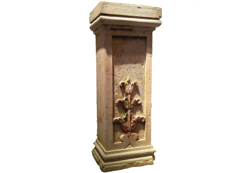 Colonne romaine en marbre