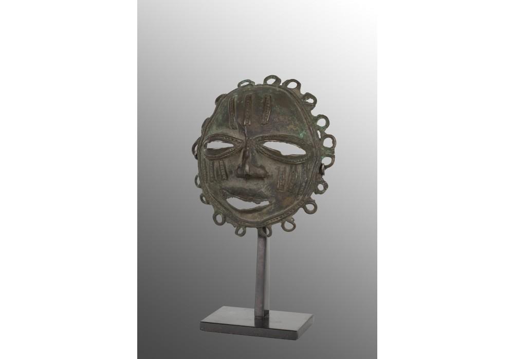 Masquette Yoruba