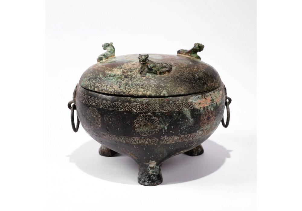 Bronze Ding